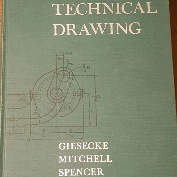 TECHNICAL DRAWING GIESECKE MITCHELL SPENCER